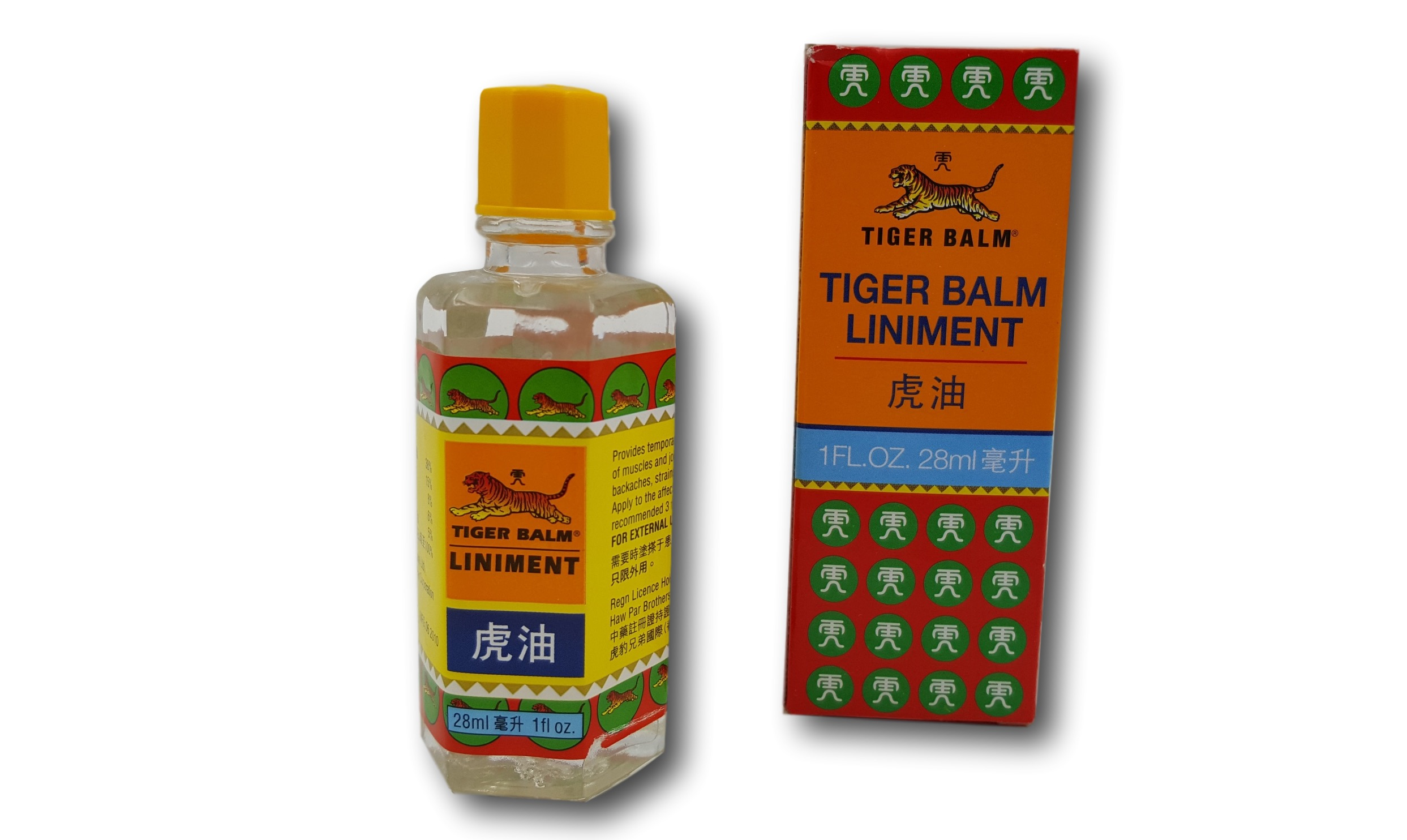 BÁLSAMO TIGRE OIL ACEITE 28ml